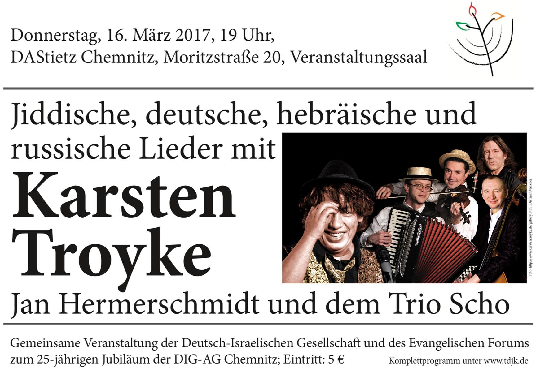 Karsten Troyke Archiv